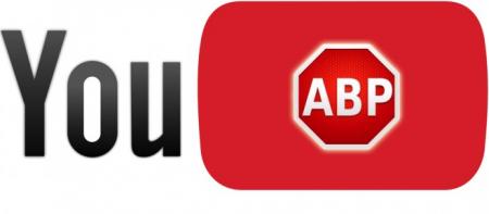 Adblock для YouTube блокировка рекламы в Ютубе.