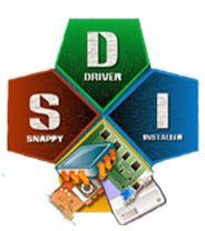 Snappy Driver Installer - установщик драйверов.