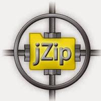 jZip 2.0 архиватор данных.