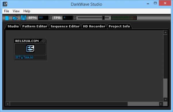DarkWave Studio мини аудио студия.