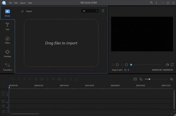 Apowersoft Video Editor 1.1.3 видеоредактор.