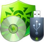 Dr.Web LiveDisk USB 9.0 - удаление вирусов.